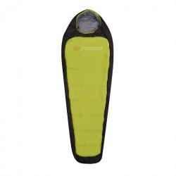 Спальный мешок Trimm Lite IMPACT, зеленый, 185 L